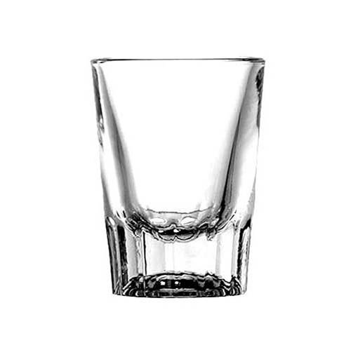 Shot Glass, 2 oz, Heavy Base