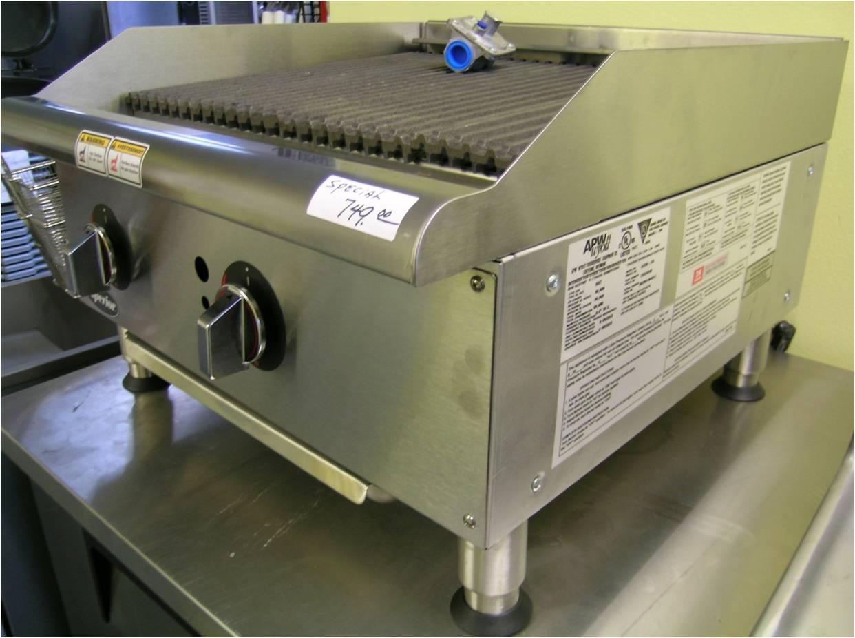 apw popcorn machine