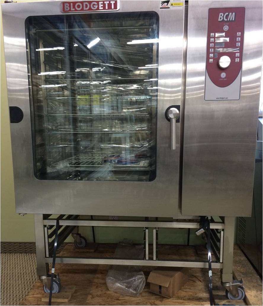 Blodgett BCM‑102E Electric Single Deck Full Size CombiOven