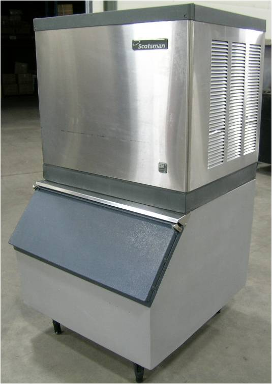 scotsman ice maker cme256as1f - Ice Machines For Sale