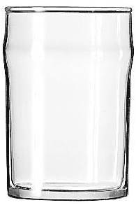 8 oz No-Nik Water Glass