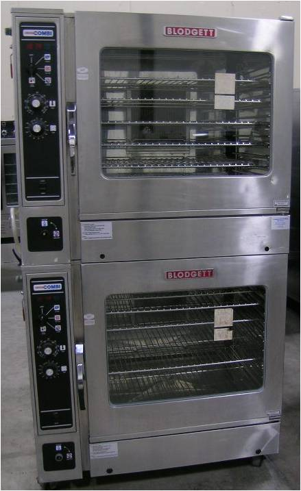 Blodgett COS 8G/AB Double-deck Combi Oven