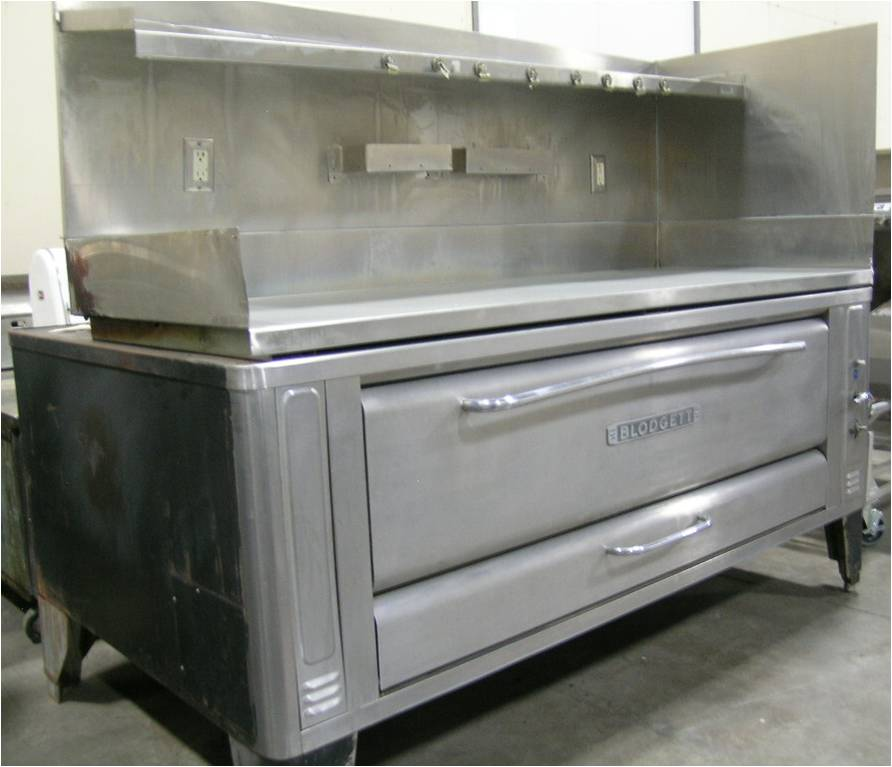 Blodgett Single-deck Gas Pizza Oven