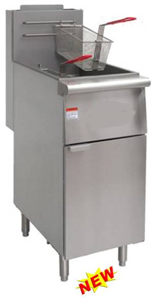 Deep Fryer 120,000 BTU