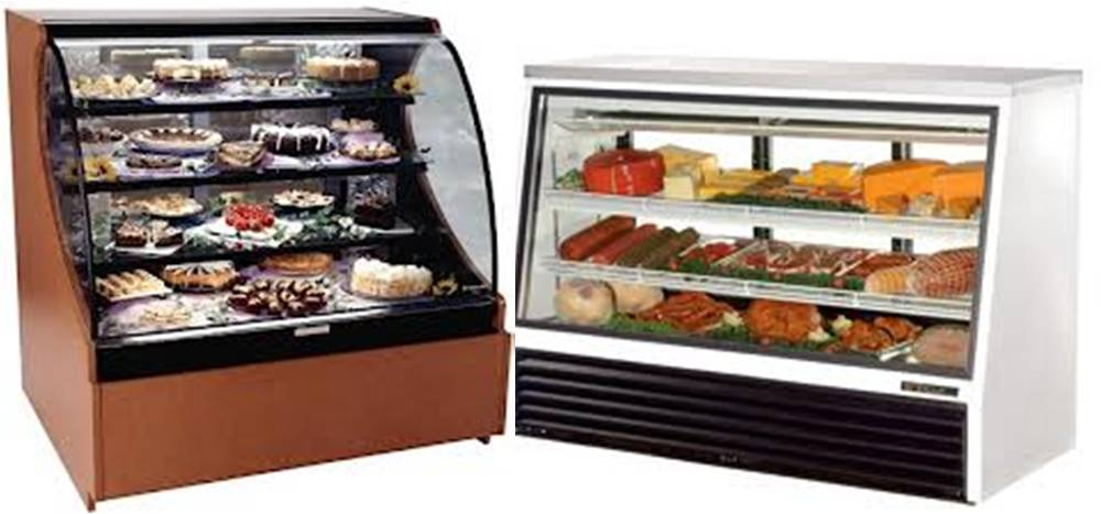 Deli & Display Cases