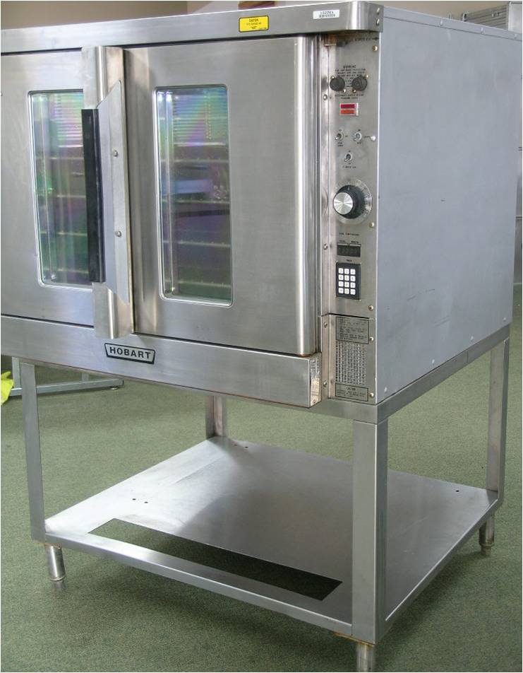 Hobart CN90 Convection Oven, electric