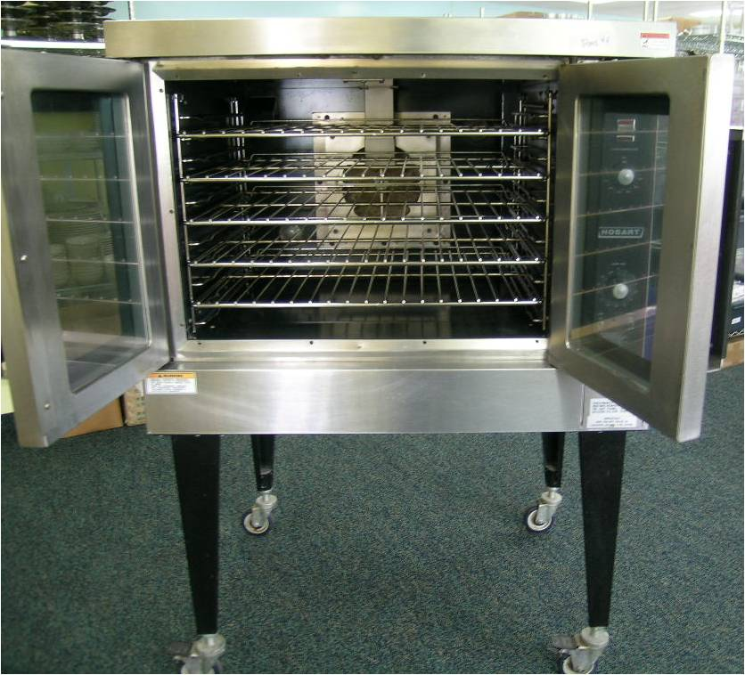 Hobart DGC5 Series Gas Convection Oven