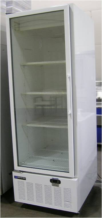 Master-Bilt IM241WWG/0 Glass Door Freezer