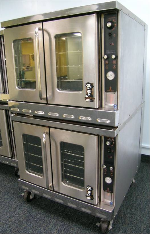 Montague HX2-63AM Vectaire Convection Oven