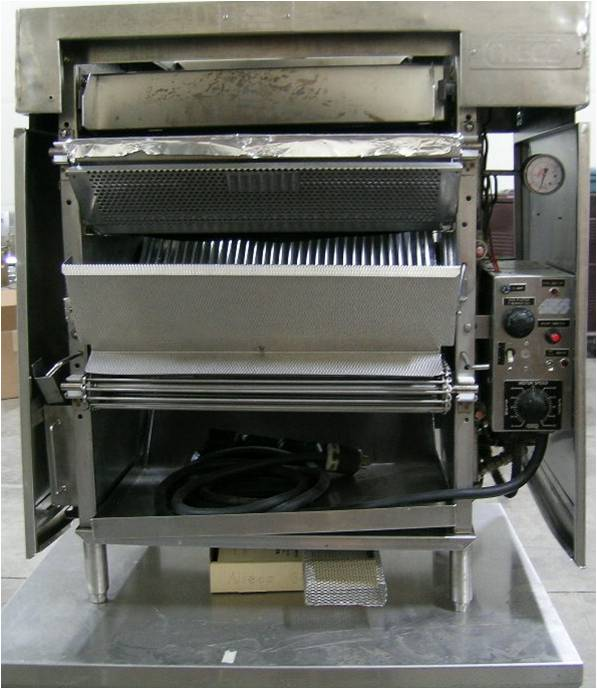 Nieco 624 Automatic Broiler