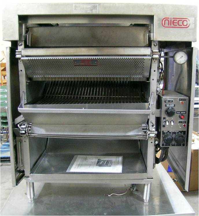 Nieco 650 Automatic Broiler