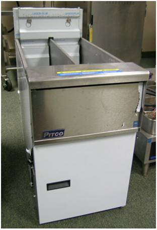Pitco Electric Fryer SE14TRS