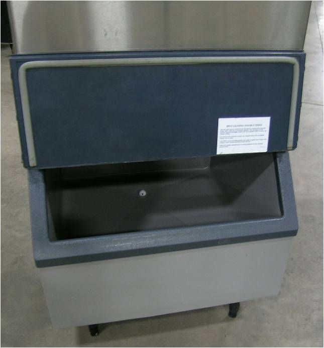 Scotsman Ice Maker CME256AS-1F