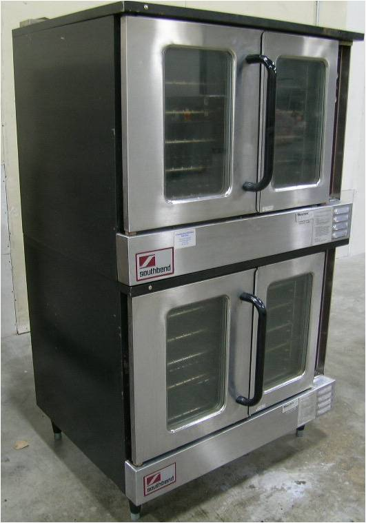 Southbend Silverstar Double-deck Convection Oven