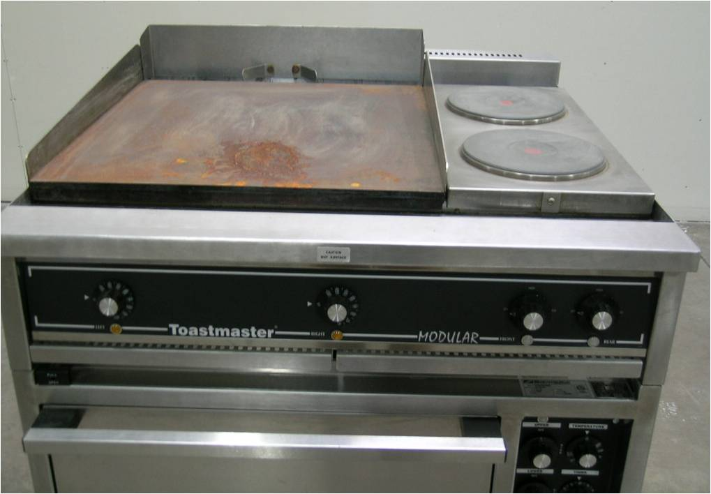 Toastmaster Electric Range (TRE36D6)