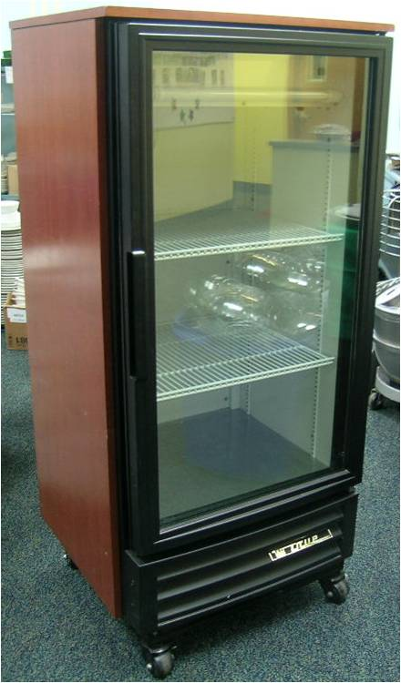 True GDM-10 Refrigerated Glass Door Merchandiser