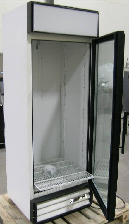 True GDM-19 Glass Door Refrigerator