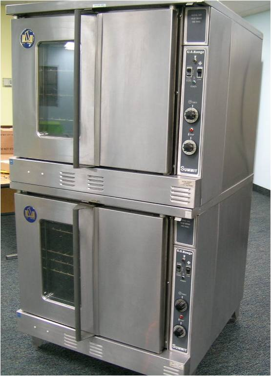 US Range Summit Gas Convection Oven SGM 100