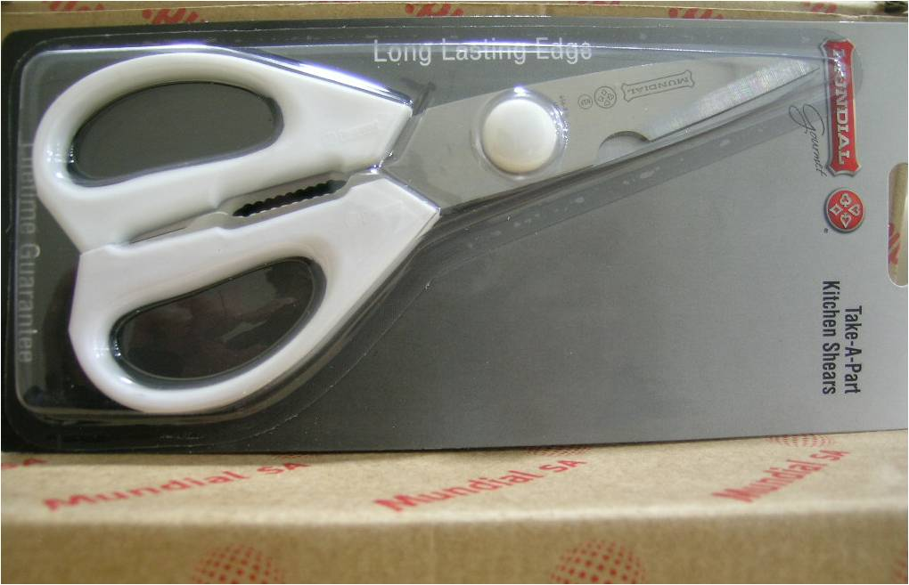 Poultry Shears, Take-A-Part